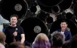 """Chân dung tỷ phú người Nhật sẽ lên mặt trăng đầu tiên bằng cách mua tour của """"Iron Man"""" Elon Musk"""