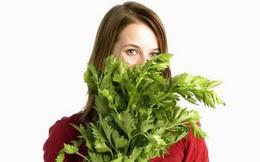 Nếu thích ăn cần tây bạn sẽ được ít nhất những lợi ích này