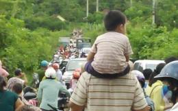 Nghệ An: Xác định được các đối tượng tung tin vỡ đập thủy điện khiến người dân lên núi lánh nạn