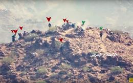 Hai chiến binh Houthi tử chiến 7 tay súng khủng bố Al-Qaeda