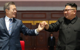 TQ nói về thượng đỉnh liên Triều: Thực không có gì tốt đẹp hơn, không có thành công nào sánh bằng