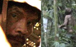 Người đàn ông sống sót cuối cùng của một bộ lạc