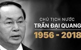 Thủ tướng Campuchia chia buồn Chủ tịch nước Trần Đại Quang từ trần