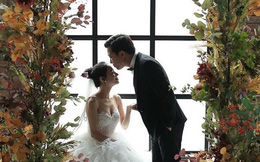 """Lộ ảnh cưới chính thức và dàn khách mời """"khủng"""" trong đám cưới Trường Giang"""
