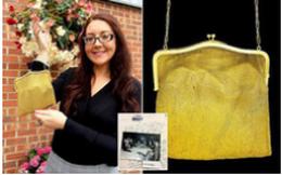 """Dọn dẹp nhà kho, người phụ nữ bất ngờ phát hiện chiếc túi xách mình bỏ xó bao năm chính là """"kho báu"""" quý giá"""