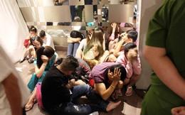 Nhóm thanh niên tổ chức tiệc ma tuý thác loạn trong khách sạn 5 sao