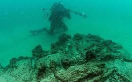 Phát hiện xác tàu đắm hàng thế kỷ ngoài khơi Bồ Đào Nha