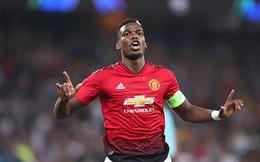 """Man United sảy chân, Pogba lại công khai """"gây chiến"""" với Mourinho"""