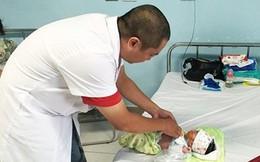 Căn bệnh bẩm sinh khiến ruột trẻ bị hoại tử nhanh chóng