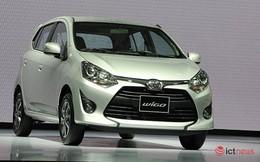Toyota công bố giá bán gây sốc của Toyota Wigo, Rush và Avanza