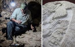 """Bàn thờ cổ Maya 1.500 năm tuổi tiết lộ bí mật bất ngờ về """"Vua rắn"""""""