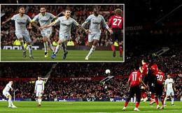 Thua bạc nhược đội hạng dưới, Man United chính thức chia tay danh hiệu đầu tiên