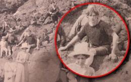 Bức ảnh chụp cách đây 101 năm vạch trần xuyên không là có thật?
