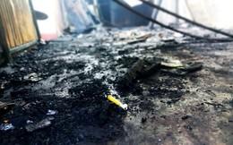 Bé gái 5 tuổi chết cháy vì chuyện tình cảm của mẹ