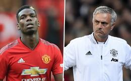 """Lý do Mourinho """"dằn mặt"""" Pogba sau thất bại tại Cúp Liên đoàn"""