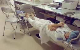 Nỗi khổ của sinh viên học ngành Y: Ăn tranh thủ, ngủ khẩn trương, ế là chuyện bình thường!