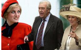"""Lần đầu tiết lộ """"âm mưu"""" của cha đẻ bà Camilla, khiến Thái tử Charles không lấy được người mình yêu, Công nương Diana buộc trở thành """"kẻ thay thế"""""""