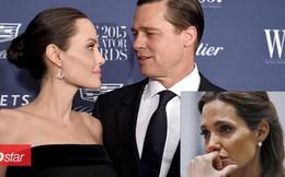 Thực hư thông tin Angelina Jolie khóc lóc đòi quay lại với Brad Pitt?