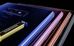 Galaxy Note 9 được cho điểm tối đa về mức độ hài lòng ở 2 thị trường khó tính bậc nhất thế giới