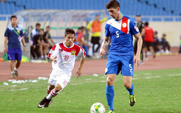 """Sau lời tuyên chiến gửi Việt Nam, """"Messi Lào"""" lập siêu phẩm ở Thái Lan"""