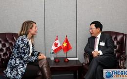 Phó Thủ tướng Phạm Bình Minh đề nghị các nước ủng hộ Việt Nam vào HĐBA LHQ