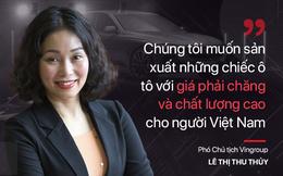 Chiếc xe hơi đầu tiên của VinFast có thiết kế riêng cho người Việt, giá cả phải chăng