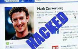Hacker dọa xóa trang Facebook của Mark Zuckerberg và live stream cho cả thế giới xem!