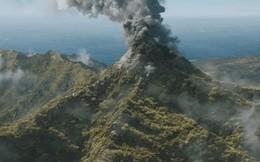 Hậu trường Jarassic World: Fallen Kingdom: Không chỉ khủng long mà toàn bộ hòn đảo đều là sản phẩm của đồ hoạ máy tính