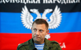 Vụ sát hại lãnh đạo Donetsk Zakharchenko: Nga tung đòn giáng đầu tiên nhằm vào Ukraine