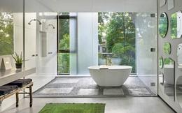 Những phòng tắm sẽ đánh cắp trái tim bất kì ai chỉ qua một ánh nhìn