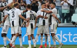 Ronaldo khiến cổ động viên Juve phát cuồng trong ngày dính nghi án hiếp dâm