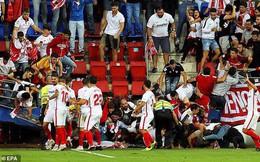 8 CĐV phải nhập viện khẩn cấp sau màn ăn mừng bàn thắng ở La Liga
