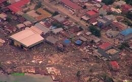Những hình ảnh tang thương do thảm họa động đất, sóng thần ở Indonesia