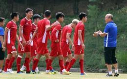 Lộ danh sách tuyển Việt Nam chuẩn bị AFF Cup: Hà Nội FC áp đảo
