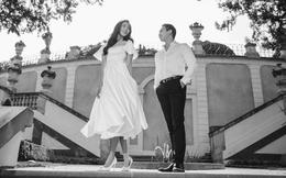 Hé lộ ảnh cưới ngọt ngào, giản dị chụp ở Paris của Lan Khuê và ông xã đại gia trước ngày trọng đại