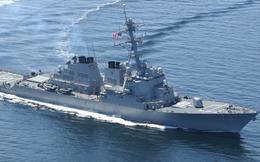 """Tàu khu trục Mỹ """"áp sát"""" Đá Ga Ven và Gạc Ma giữa lúc căng thẳng Mỹ - Trung leo thang"""