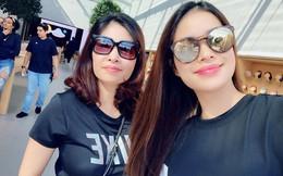 Hoa hậu Phạm Hương âm thầm sang Mỹ điều trị bệnh