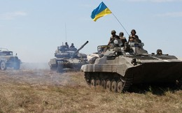 Ukraine chuẩn bị tấn công Donbass sau vụ ám sát lãnh đạo Donetsk