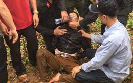 Nghi phạm sát hại tài xế xe ôm hôm 2/9 bị bắt khi đang lẩn trốn trong hang đá