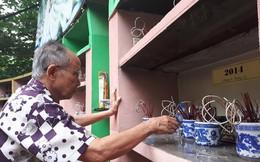 [Chùm ảnh] Dịch vụ an táng cho chó mèo ở Hà Nội: Bỏ chục triệu đầy đủ nghi thức, lễ vật và cầu nguyện