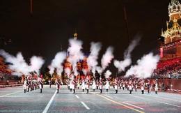 Hoành tráng Festival quân nhạc quốc tế tại Quảng trường Đỏ của Nga