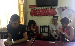 Huế: Đột kích quán karaoke, phát hiện hơn 20 thanh niên sử dụng ma túy