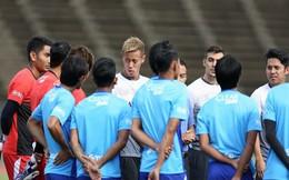 Chiêu mộ huyền thoại Nhật Bản, Campuchia sẽ gây sốc trước Malaysia để hướng về AFF Cup?