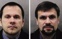 Anh khẳng định 2 nghi phạm đầu độc Skripal là tình báo quân đội Nga, Interpol phát cảnh báo đỏ