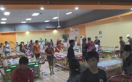 Triệt phá tụ điểm game bắn cá ăn tiền do người Trung Quốc tổ chức
