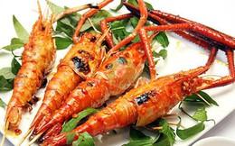 Những món ăn từ tôm cho quý ông 'khỏe như lực sĩ'