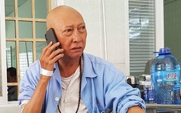 Bữa ăn đạm bạc sau thời gian nằm viện điều trị ung thư phổi của diễn viên Lê Bình