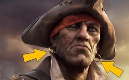 Cướp biển, thủy thủ thường đeo vật dụng này, buồn cười đấy nhưng biết được lý do bạn sẽ gật gù đồng ý