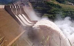 Thủy điện lớn nhất Bắc Trung bộ báo cáo việc xả lũ 'khủng'
