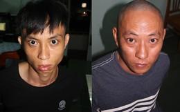 Bắt 2 nghi can dùng súng cướp ngân hàng ở Khánh Hòa